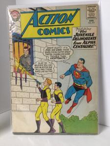 Action Comics 315 4.0 VG Very Good Detached Bottom Staple DC Comics SA