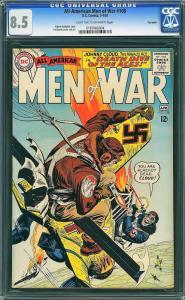 All-American Men of War #108 (DC, 1965) CGC 8.5