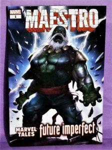 Marvel Tales MAESTRO FUTURE IMPERFECT #1 George Perez (Marvel, 2020)!