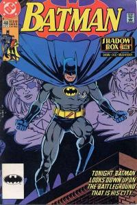 Batman (1940 series) #468, NM- (Stock photo)