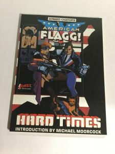 Howard Chaykin's American Flagg! Hard Times Oversized SC Softcover B19