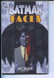 Batman Faces-Matt Wagner-TPB-trade