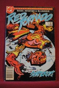 Red Tornado #2 (1985)