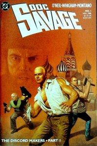 Doc Savage #1 (1988)