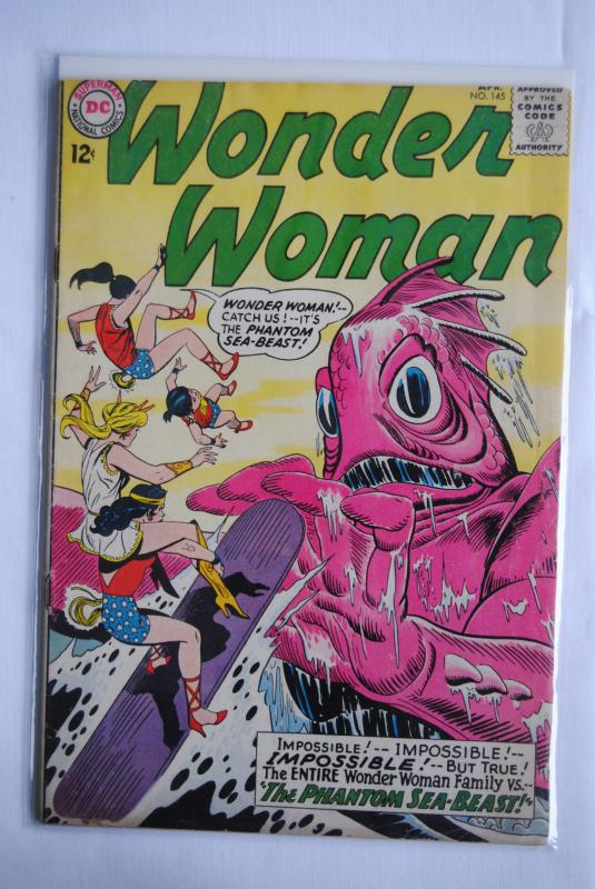 Wonder Woman 145