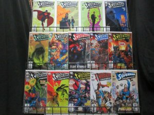 SUPERMAN CONFIDENTIAL 1-14 COMPLETE 2007