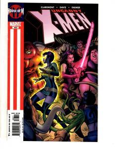 11 Uncanny X-Men Marvel Comics # 463 464 + ANN 16 17 18 95 96 97 98 + 01 MF2