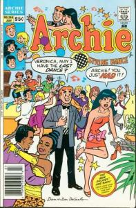 Archie Comics #368, VF+ (Stock photo)