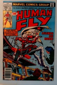 Human Fly #11 Marvel 1978 VF+ Bronze Age 1st Printing Comic Book