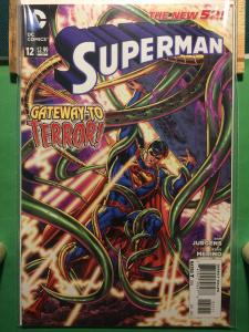Superman #12 The New 52