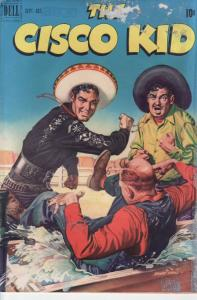 CISCO KID #5 DELL WESTERN 1951  EGYPTIAN COLLECTION FR