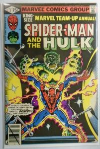 Marvel Team-Up (1st Series) Annual #2, Direct Edition 5.5 (1979)