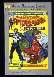 Marvel Milestone Edition: The Amazing Spider-Man #129 NM+ 9.6