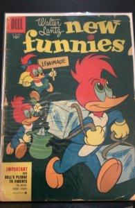 Walter Lantz New Funnies #223 (1955)
