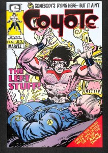 Coyote #15 (1985)