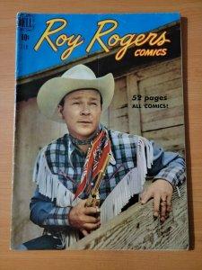Roy Rogers Comics #26 ~ VERY GOOD - FINE FN ~ 1950 Dell Comics