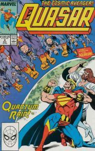Quasar #4 VF/NM; Marvel | save on shipping - details inside