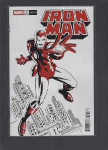Iron Man #7 Variant (2021)