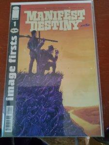 Image Firsts: Manifest Destiny #1 (2014)