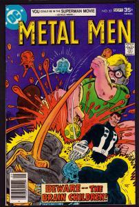 Metal Men #53 (DC, 1963)   8.0 VF