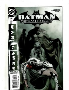 12 Batman DC Comics Gotham Knight 58(2) 61 62 67 68 Journey Into 1(3) 2(2) HG2
