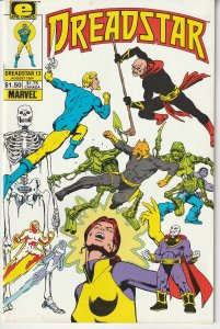 Dreadstar(Epic)#  13 Thanos creator Jim Starlin's Space Opera