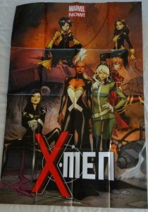 X-MEN Promo Poster, 24 x 36, 2013, MARVEL Women of, Unused more in our store 312
