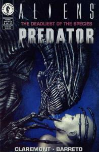 Aliens/Predator: The Deadliest of the Species #8 VF/NM; Dark Horse | save on shi