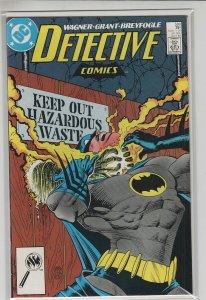 DETECTIVE COMICS (1937 DC Comics) #588 NM
