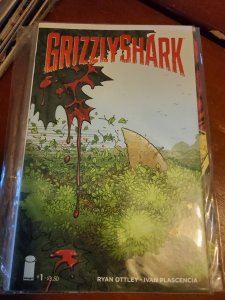 Grizzly Shark #1 (2016)