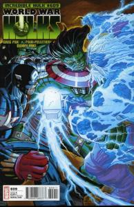 Incredible Hulk, The #609 VF/NM; Marvel   save on shipping - details inside