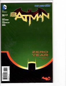 Batman (2011) #30 NM (9.4)