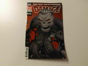Damage #10 (Foil Cover)