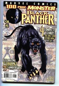 Black Panther #36 2001 35TH ANNIVERSARY ISSUE