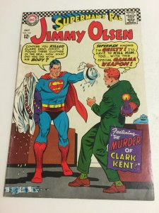 Superman's Pal Jimmy Olsen 103 Vg Very Good 4.0 Dc
