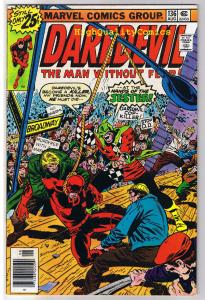 DAREDEVIL #136, VF, Hanging for a Hero, Jester, 1964, more DD in store