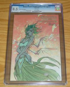 Michael Turner's Soulfire Dying of the Light #1D CGC 8.5 graham crackers variant