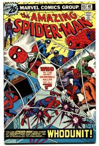 AMAZING SPIDER-MAN #155-comic book MARVEL COMICS-high grade