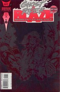 Ghost Rider/Blaze: Spirits of Vengeance #17, NM- (Stock photo)