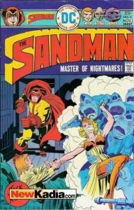 Sandman (1974 series) #5, VF-