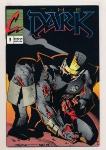Dark (1990 1st Series Continum) #1-4 VF/NM Complete series