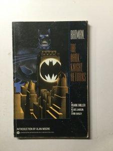 Batman The Dark Knight Returns Tpb Sc Softcover Fine Fn 6.0 Warner Books
