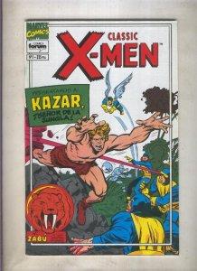 Classic X Men volumen 2 numero 05: Aparecen los Vengadores (numerado 3 en tra...