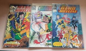 Hero Hotline 1-6 Complete Near Mint Lot Set Run