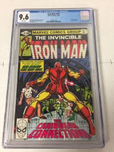 Iron Man 141 Cgc 9.6 White Pages