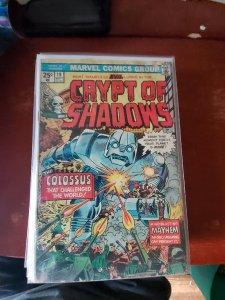 Crypt of Shadows #19 (1975)
