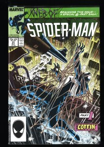 Web of Spider-Man #31 NM+ 9.6