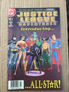 Justice League Adventures #13 (2003)