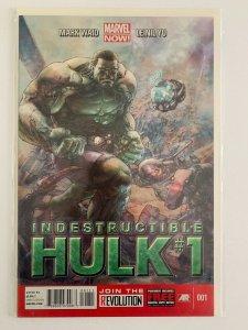 Indestructible Hulk #1 Marvel Now Comics NM
