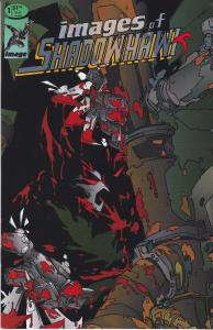 Images of Shadowhawk #1